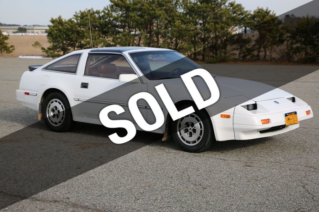 1986 Used Nissan 300ZX For Sale at WeBe Autos Serving Long Island, NY, IID  18702467