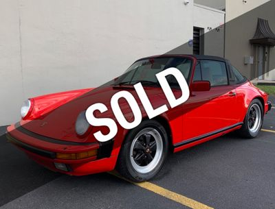 1986 Porsche 911 1986 Porsche 911 Carrera Targa  - Click to see full-size photo viewer