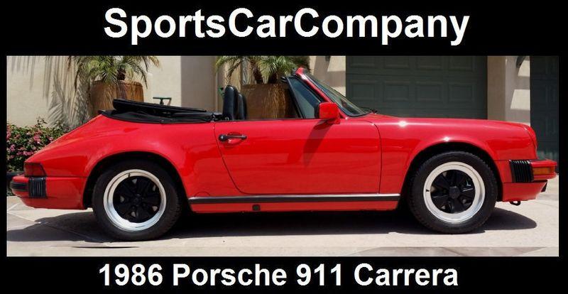 1986 Porsche 911 911 CARRERA - 16369929 - 1