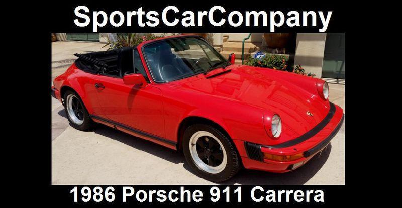 1986 Porsche 911 911 CARRERA - 16369929 - 19