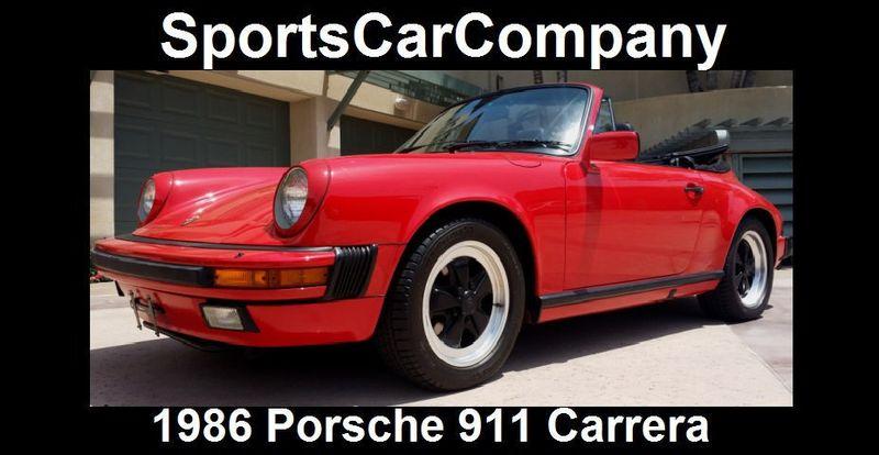 1986 Porsche 911 911 CARRERA - 16369929 - 20