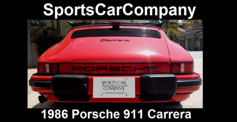 1986 Porsche 911 911 CARRERA - 16369929 - 22