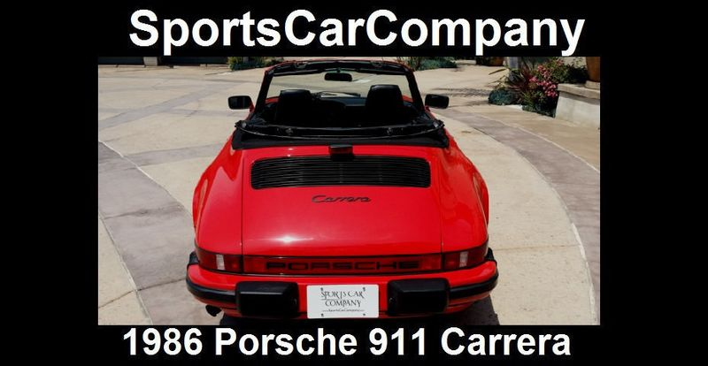 1986 Porsche 911 911 CARRERA - 16369929 - 28