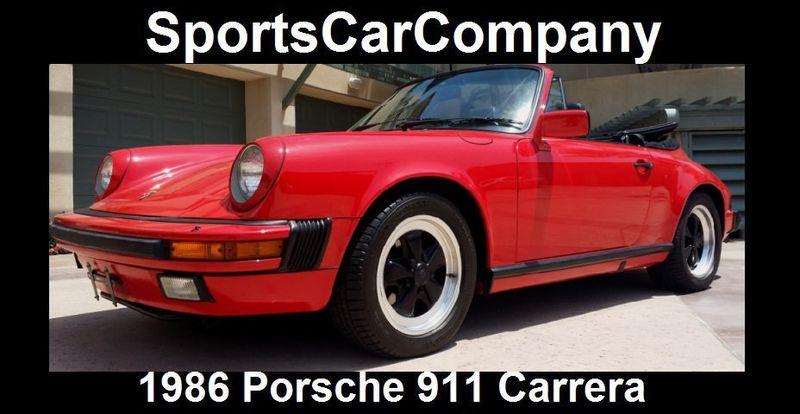 1986 Porsche 911 911 CARRERA - 16369929 - 2
