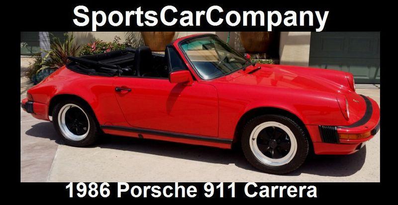 1986 Porsche 911 911 CARRERA - 16369929 - 3