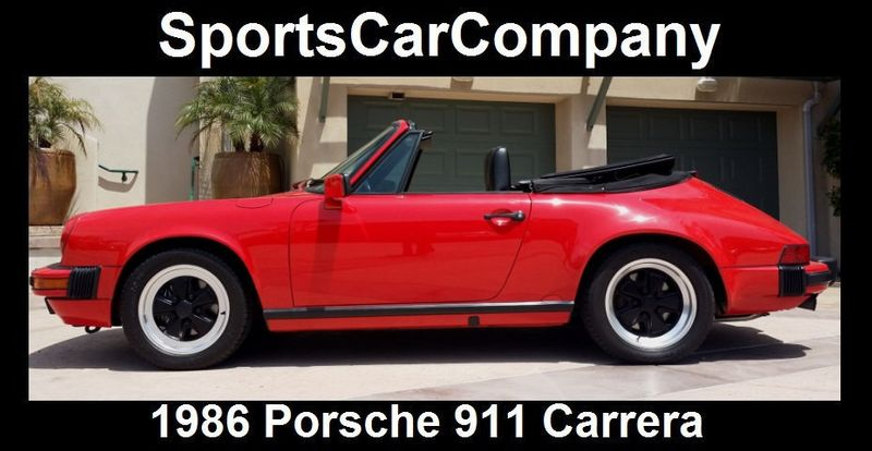 1986 Porsche 911 911 CARRERA - 16369929 - 6