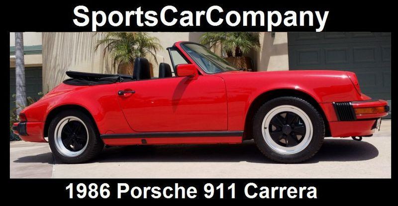 1986 Porsche 911 911 CARRERA - 16369929 - 7