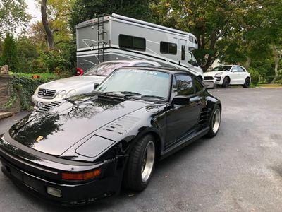 1986 Porsche 911 Tubro 930 Coupe