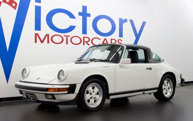 1986 Porsche 911 Carrera Targa Not Specified For Sale Houston Tx