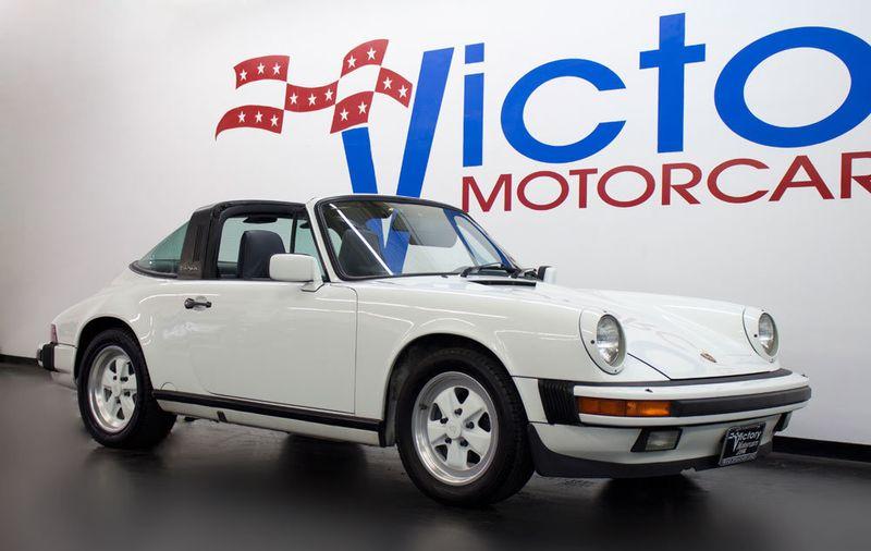 1986 Used Porsche 911 Carrera Targa At Victory Motorcars Serving
