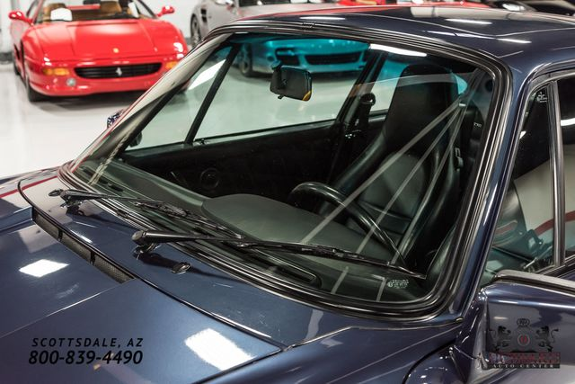 1986 Porsche 911 Turbo Carrera - Click to see full-size photo viewer
