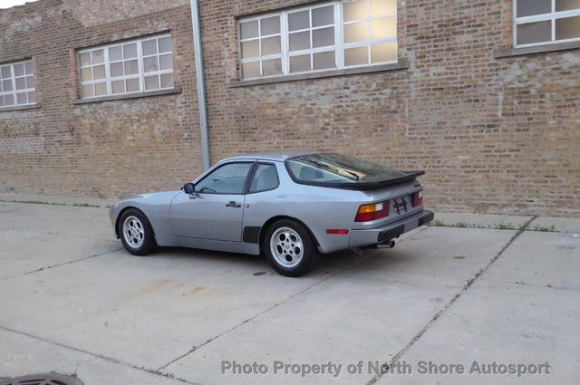 1986 Porsche 944  - Click to see full-size photo viewer