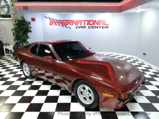 1986 Used Porsche 944 Base Trim At International Car Center Serving Lombard Il Iid 19957915