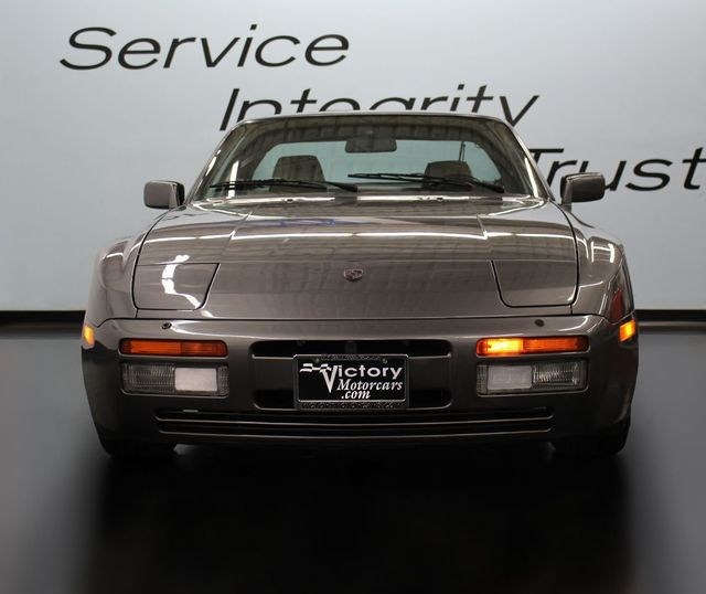 Used Car Warranty Turbo: 1986 Used Porsche 944 Turbo At Victory Motorcars Serving