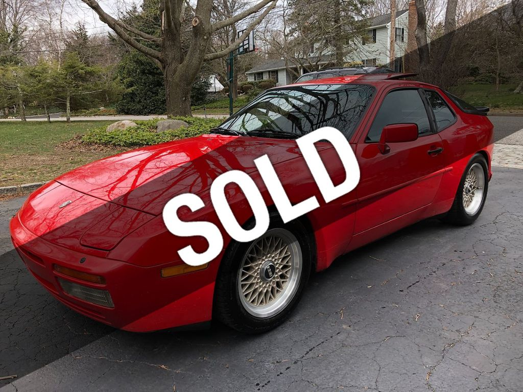 1986 Used Porsche 944 Turbo At WeBe Autos Serving Long