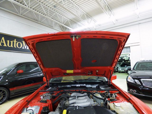 1986 Porsche 944 TURBO 944 Turbo Guards Red LIMITED SLIP DIFFENTIAL NEW TIMING BELT  - Click to see full-size photo viewer