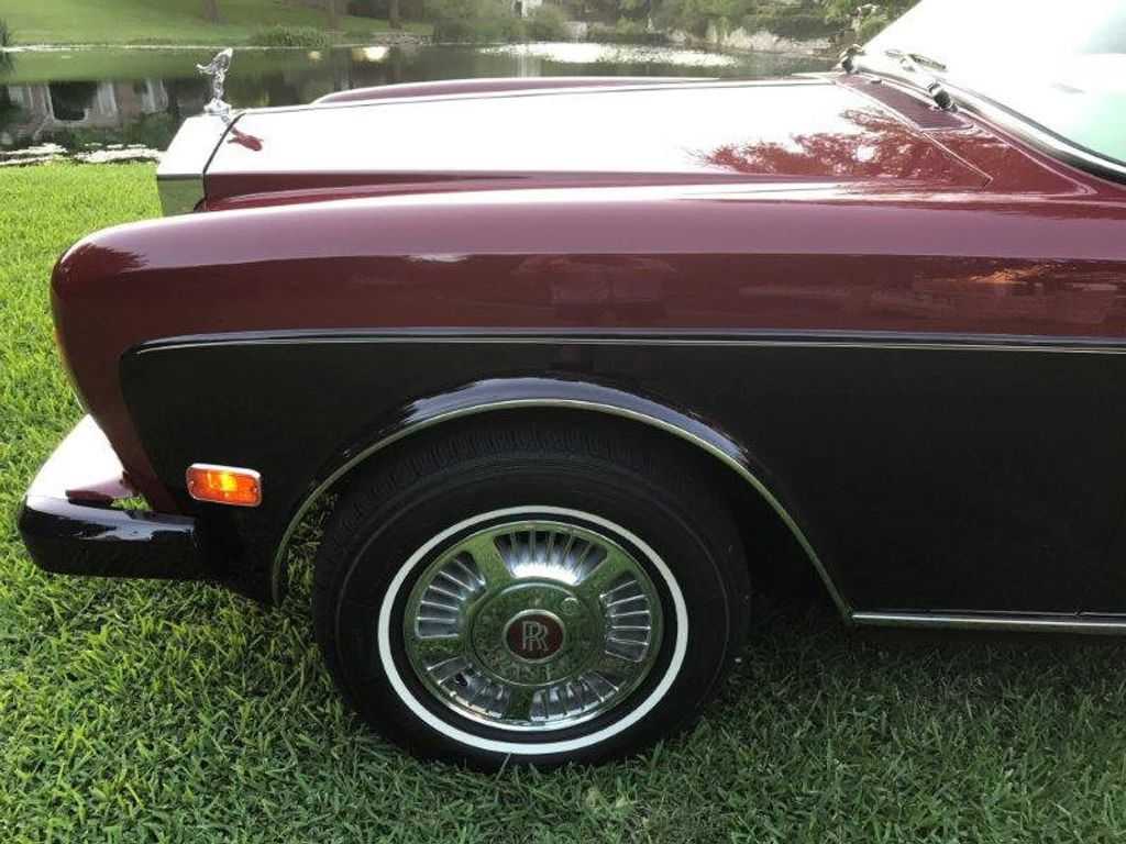 1986 Rolls-Royce Corniche Base Trim - 12729719 - 18