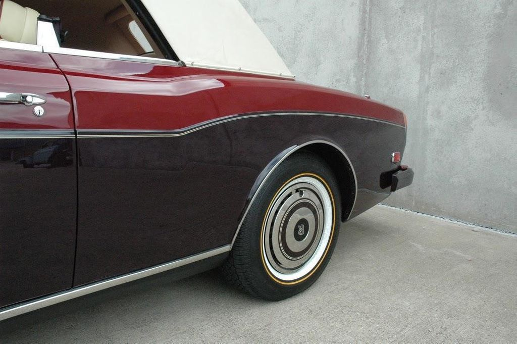 1986 Rolls-Royce Corniche Base Trim - 12729719 - 66