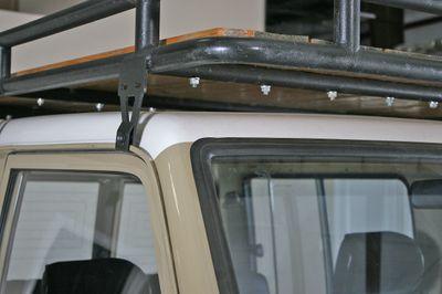 1986 Toyota Land Cruiser Land Cruiser LJ70 Diesel  - Click to see full-size photo viewer