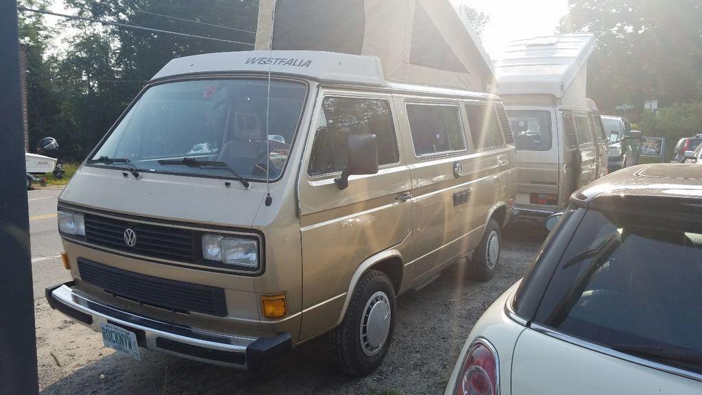 1986 Volkswagen Vanagon Not Specified for Sale Holderness, NH - $22,500 -  Motorcar com