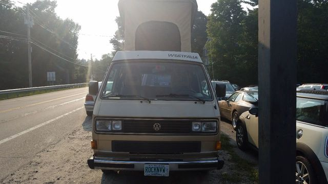 1986 Volkswagen Vanagon Not Specified For Sale Holderness Nh