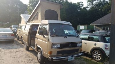 1986 Volkswagen Vanagon  - Click to see full-size photo viewer