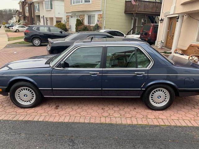 1987 BMW 7 Series