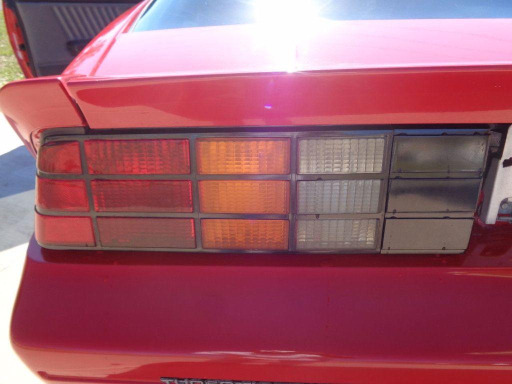 1987 Chevrolet Camaro Z28 IROC Coupe   - 16583052 - 14