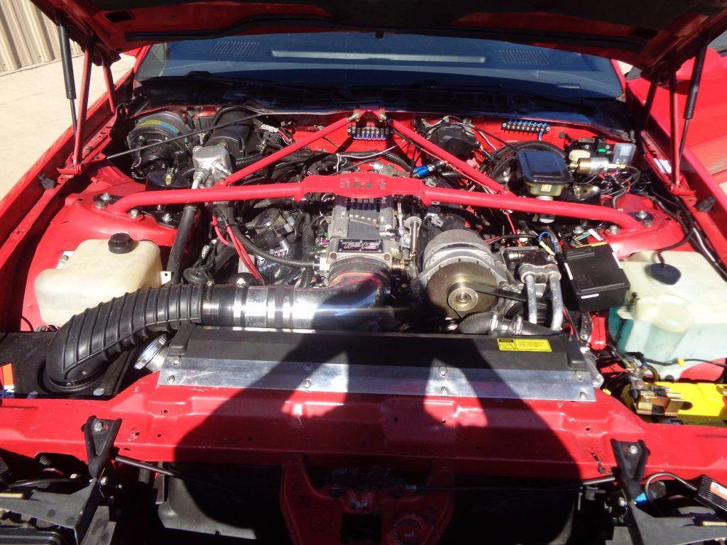 1987 Chevrolet Camaro Z28 IROC Coupe   - 16583052 - 15