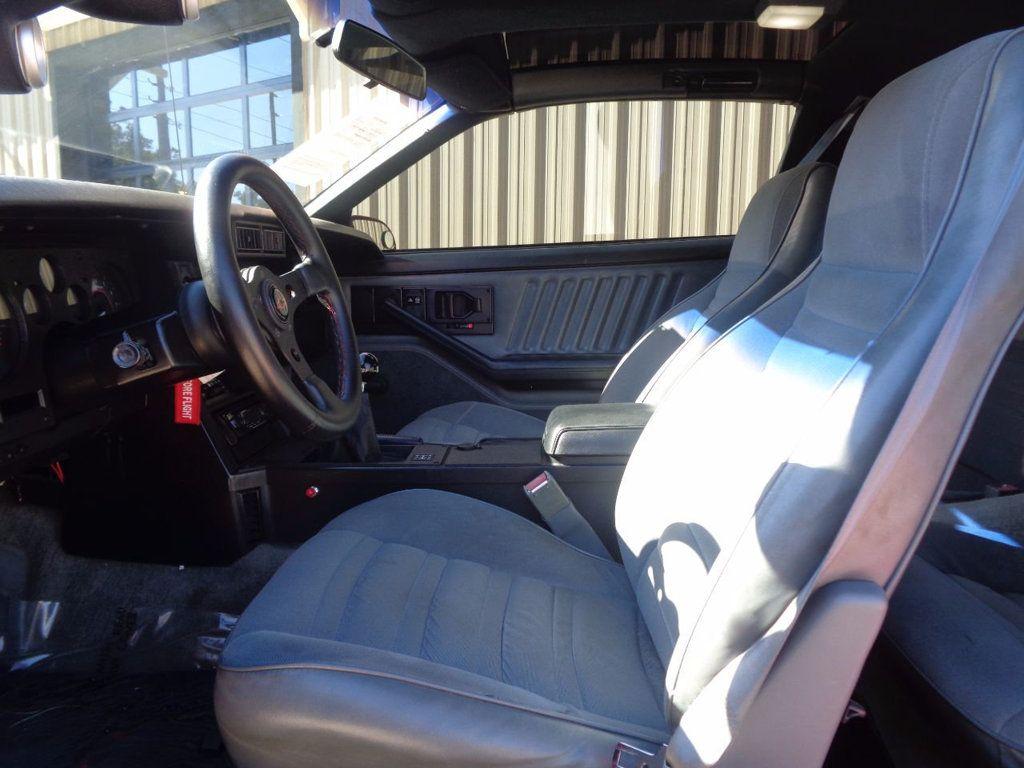 1987 Chevrolet Camaro Z28 IROC Coupe   - 16583052 - 23