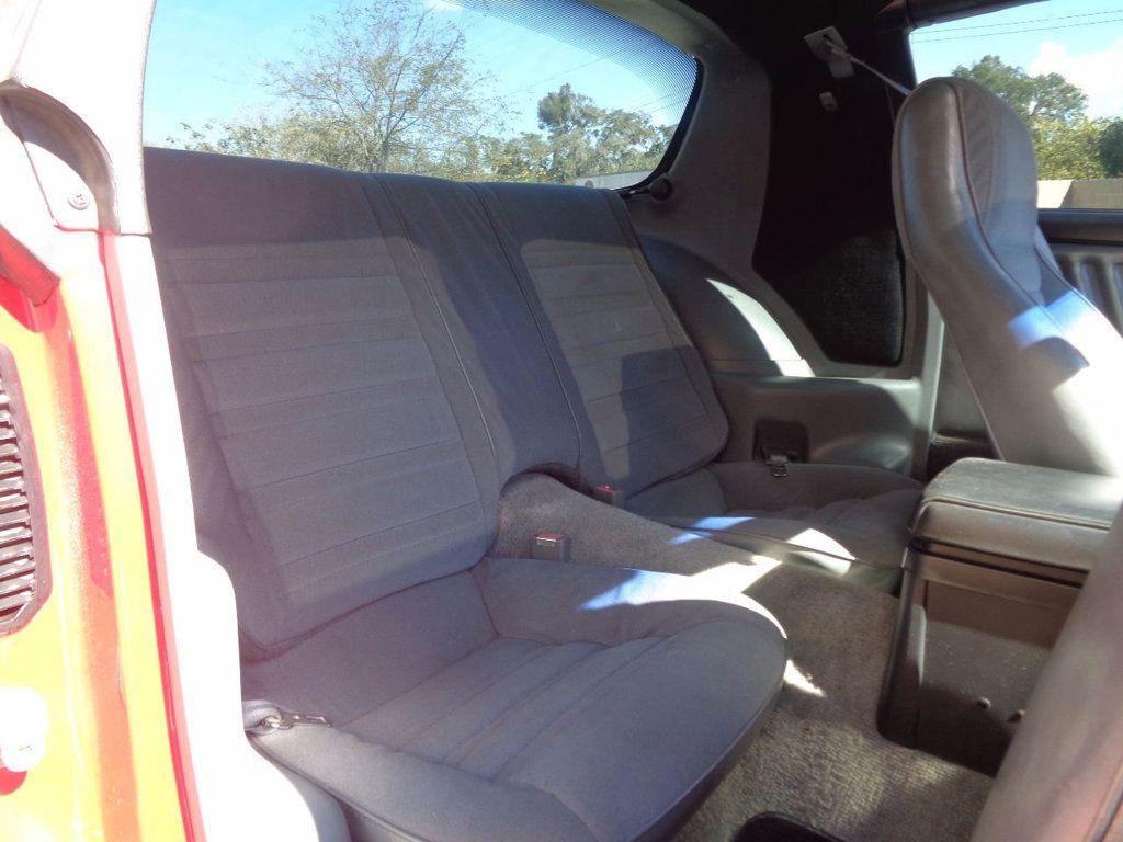 1987 Chevrolet Camaro Z28 IROC Coupe   - 16583052 - 26