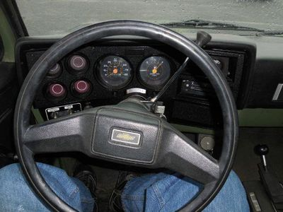 1987 Chevrolet P30 M1008 - Click to see full-size photo viewer