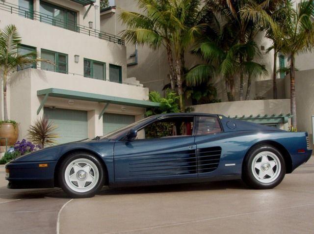 1987 Used Ferrari Testarossa at Sports Car Company, Inc. Serving La