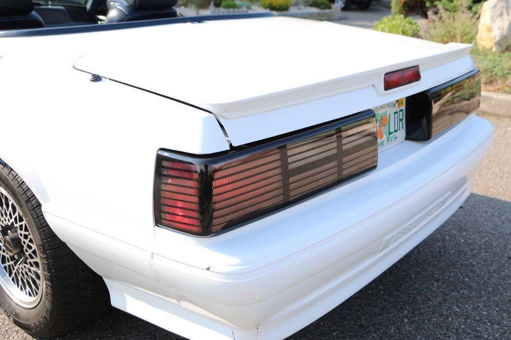 1987 Ford Mustang McLaren - 12362974 - 14