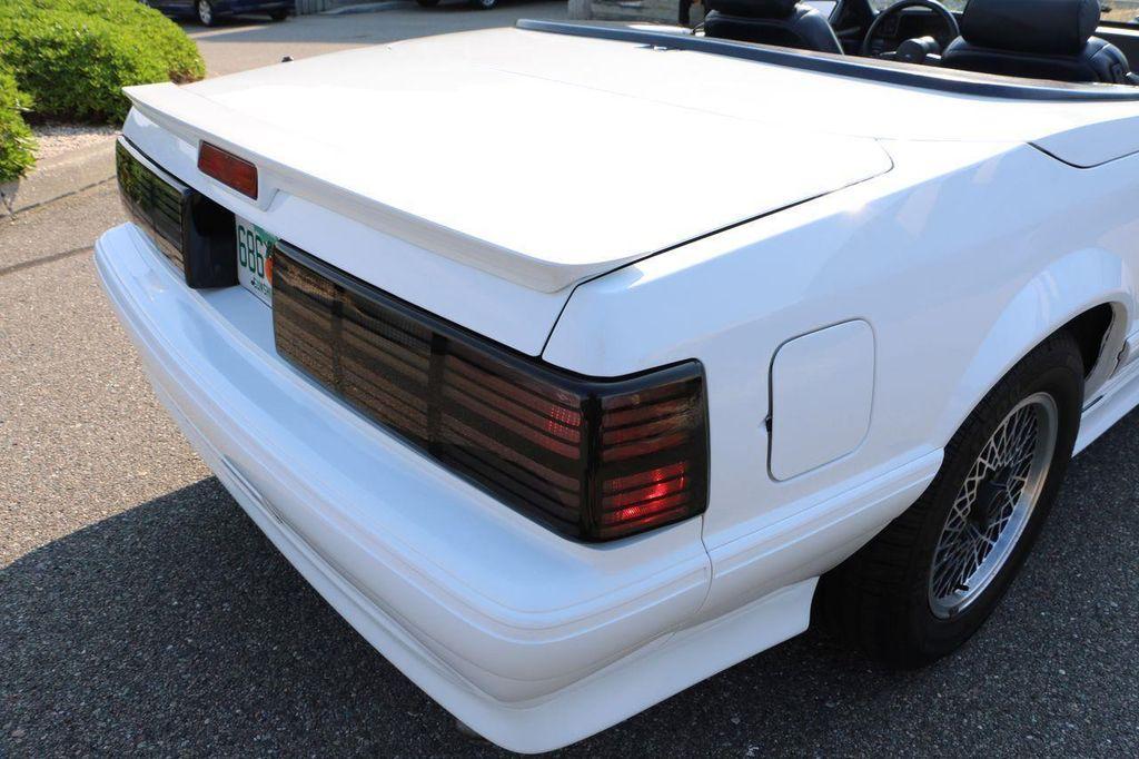 1987 Ford Mustang McLaren - 12362974 - 16