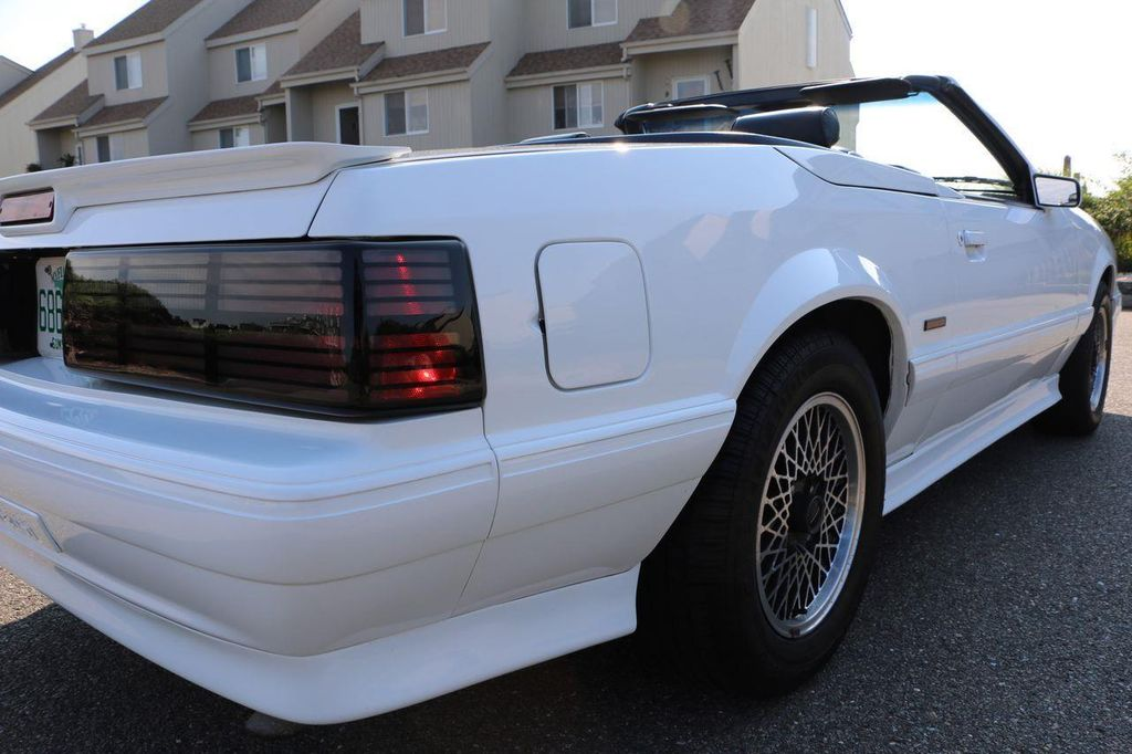 1987 Ford Mustang McLaren - 12362974 - 17