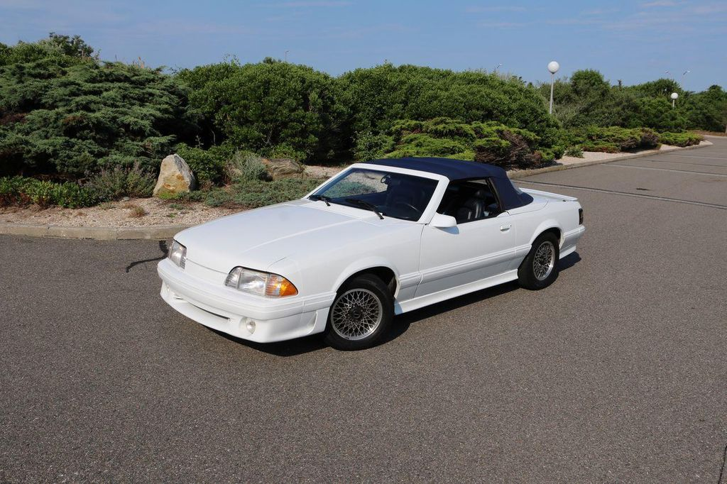 1987 Ford Mustang McLaren - 12362974 - 1