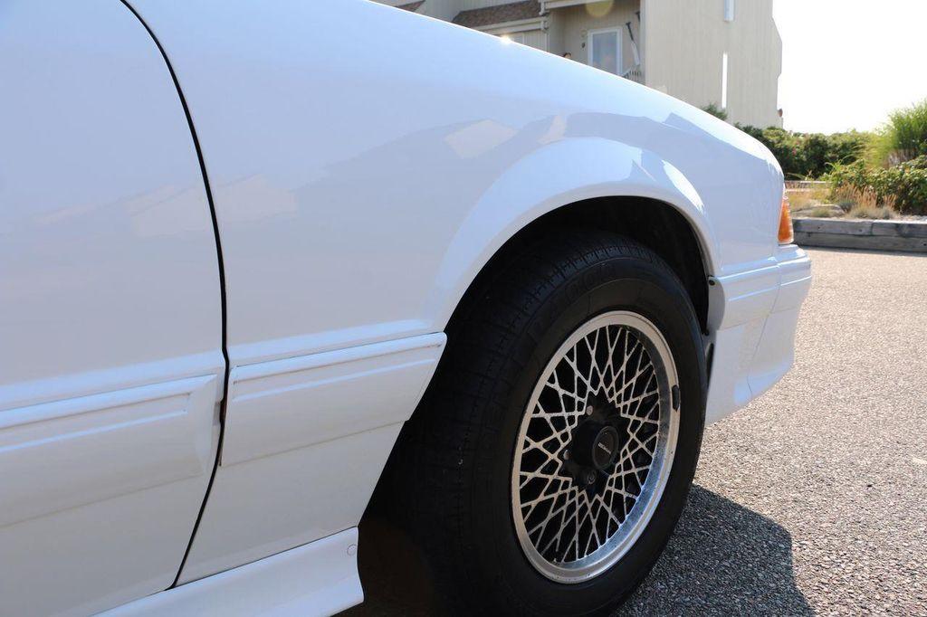1987 Ford Mustang McLaren - 12362974 - 19