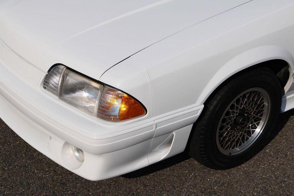 1987 Ford Mustang McLaren - 12362974 - 25