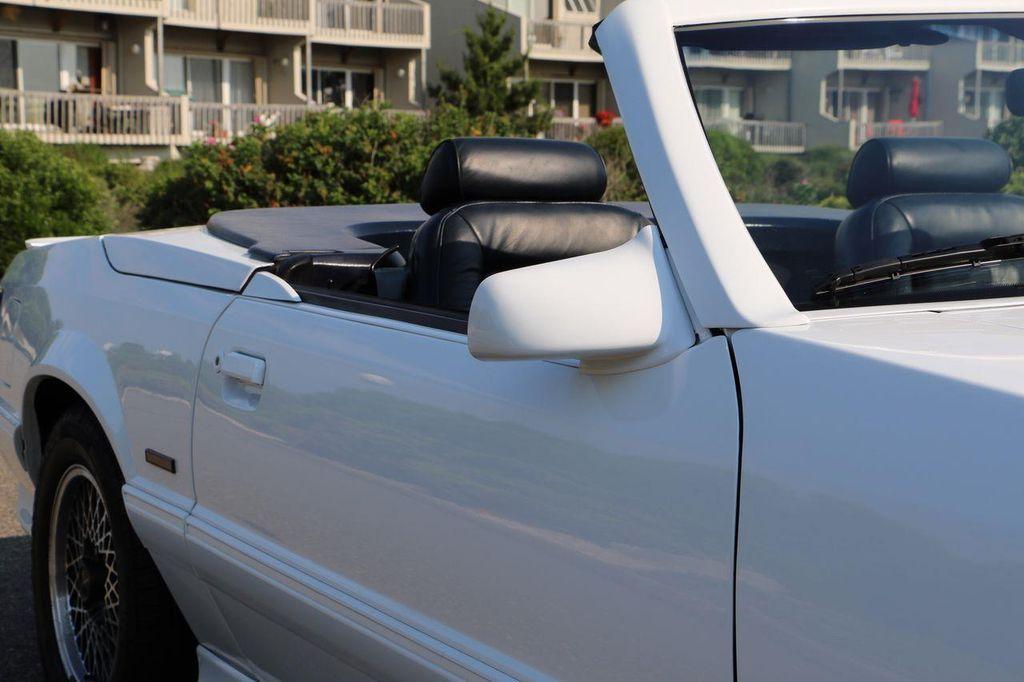 1987 Ford Mustang McLaren - 12362974 - 27