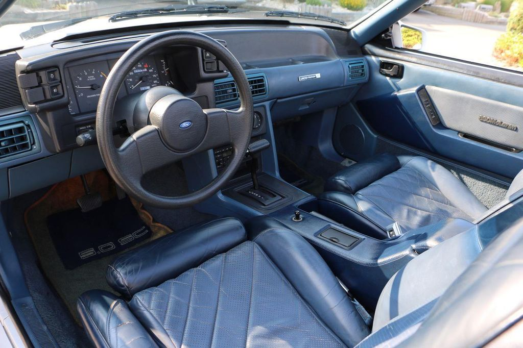 1987 Ford Mustang McLaren - 12362974 - 36