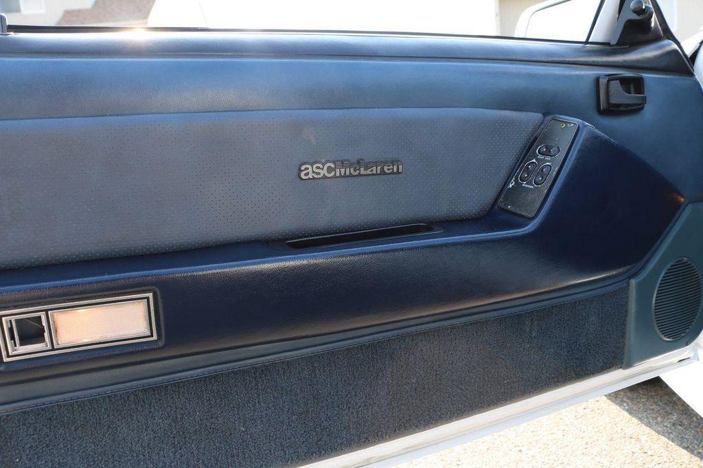 1987 Ford Mustang McLaren - 12362974 - 38