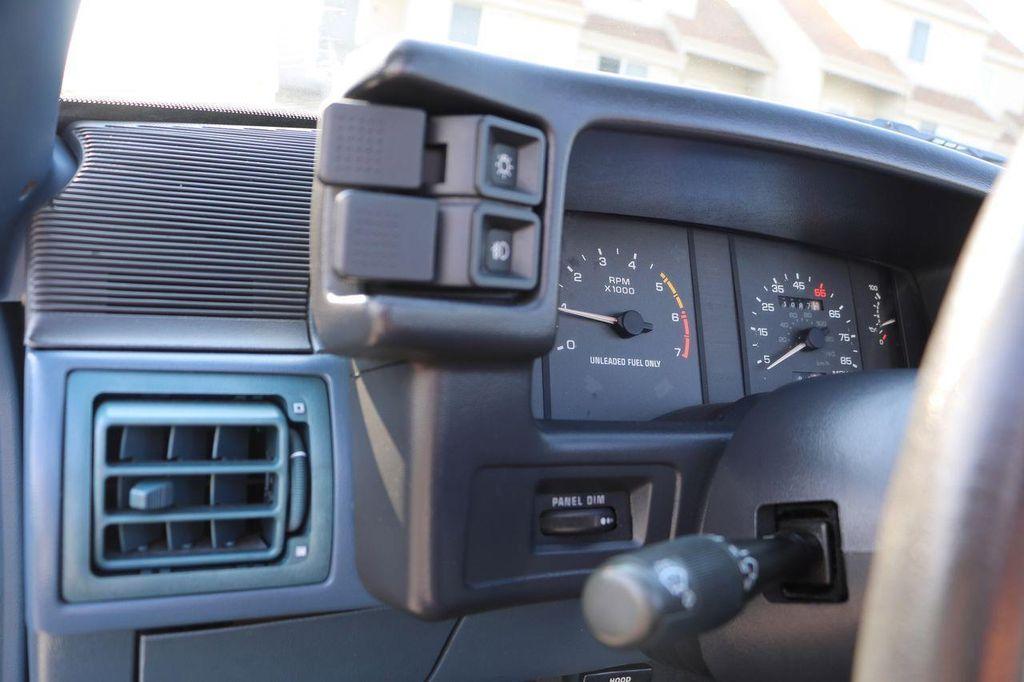 1987 Ford Mustang McLaren - 12362974 - 42
