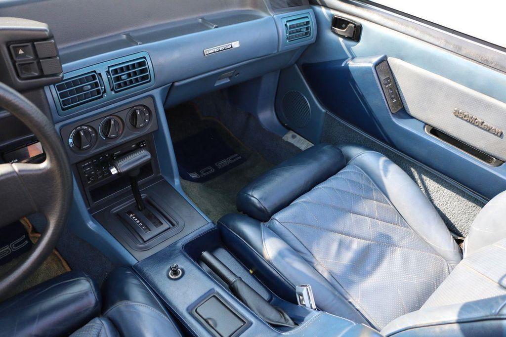 1987 Ford Mustang McLaren - 12362974 - 44
