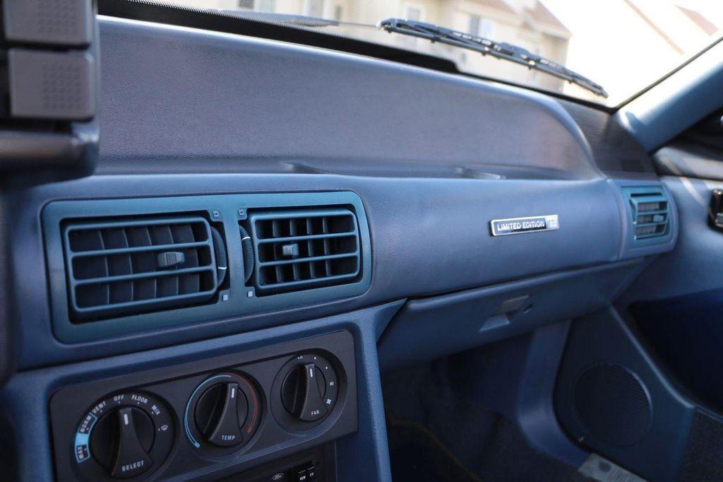1987 Ford Mustang McLaren - 12362974 - 45