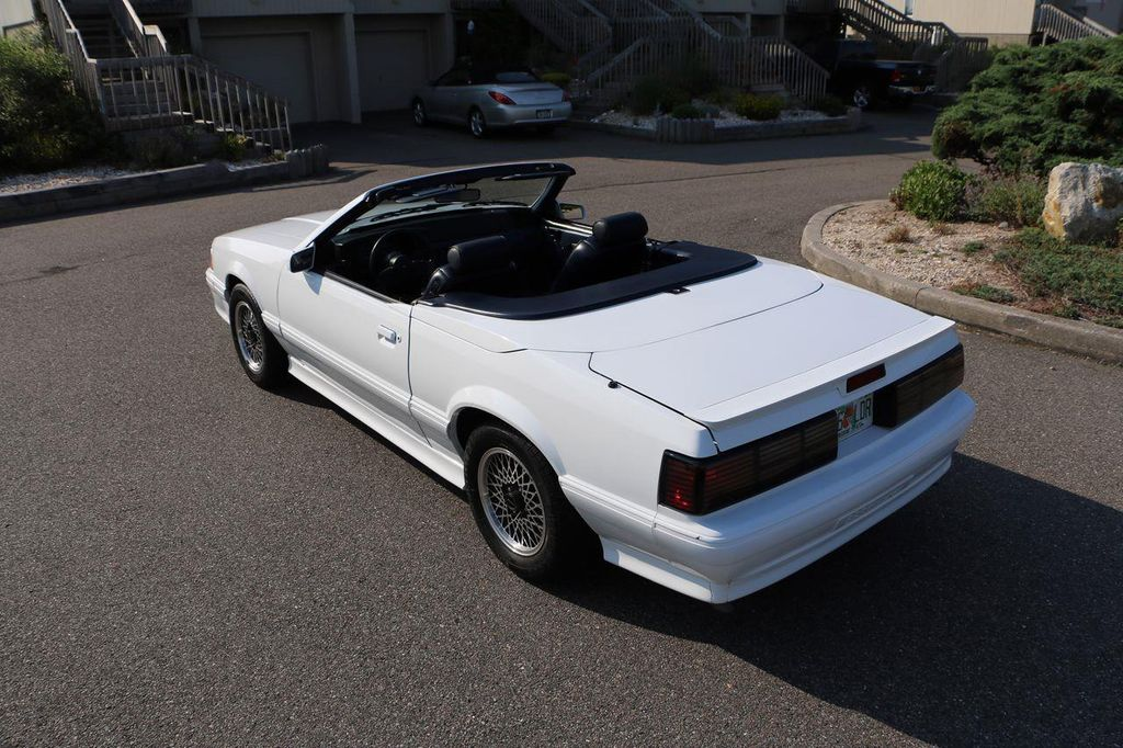 1987 Ford Mustang McLaren - 12362974 - 4