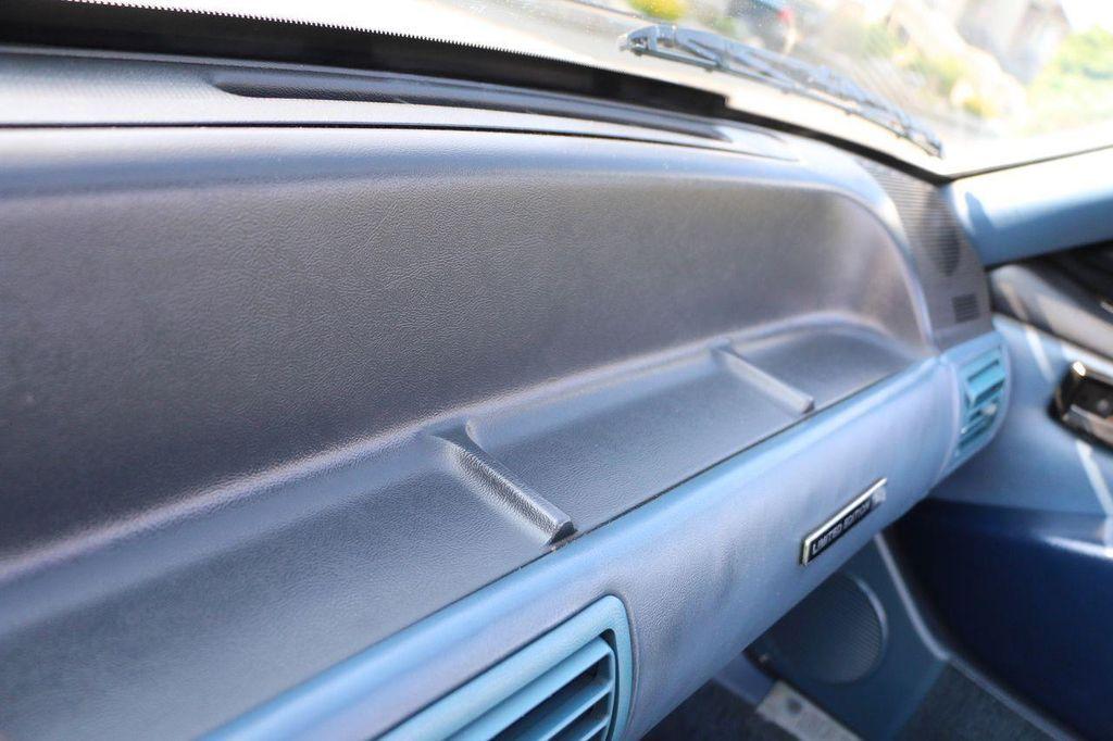 1987 Ford Mustang McLaren - 12362974 - 51