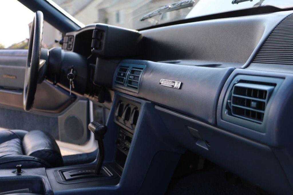 1987 Ford Mustang McLaren - 12362974 - 55