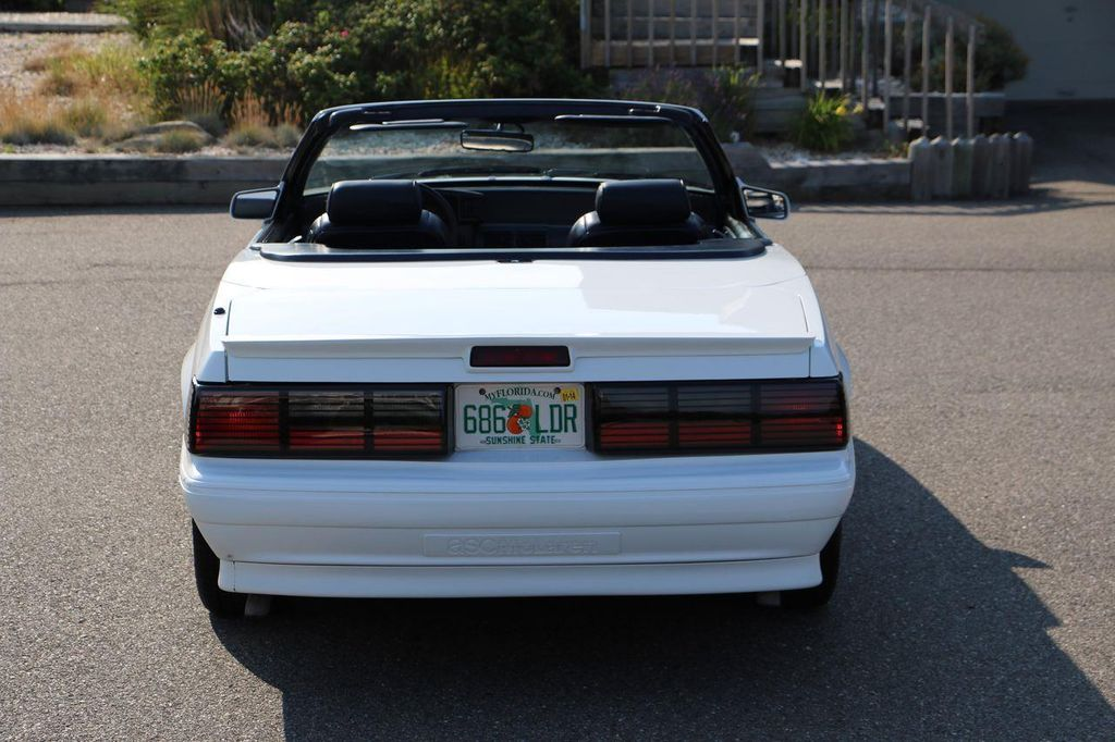 1987 Ford Mustang McLaren - 12362974 - 6