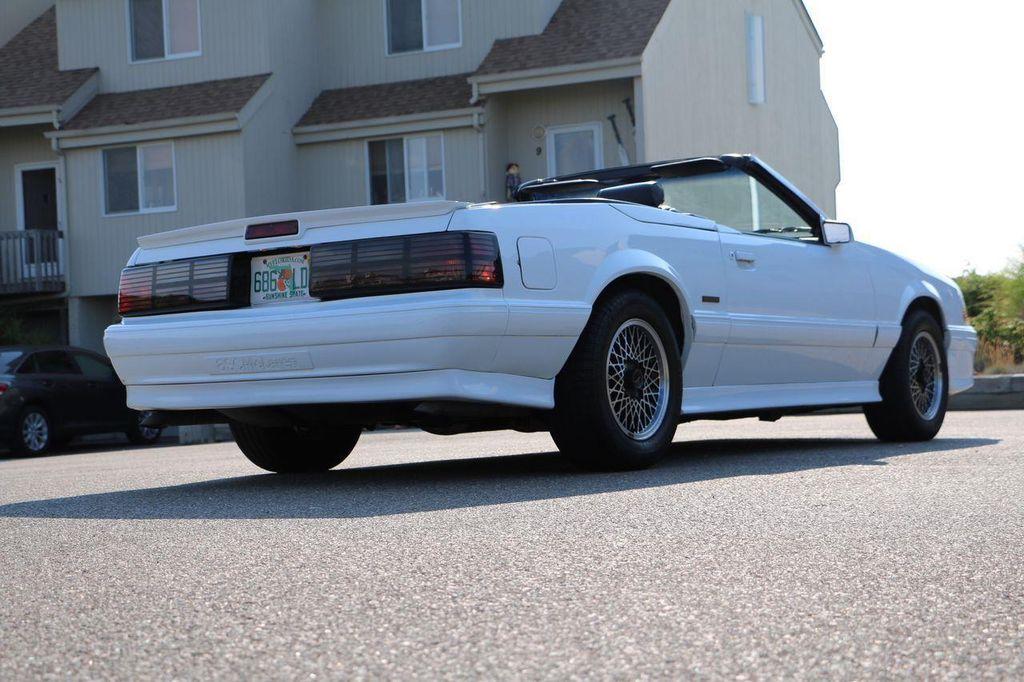 1987 Ford Mustang McLaren - 12362974 - 7